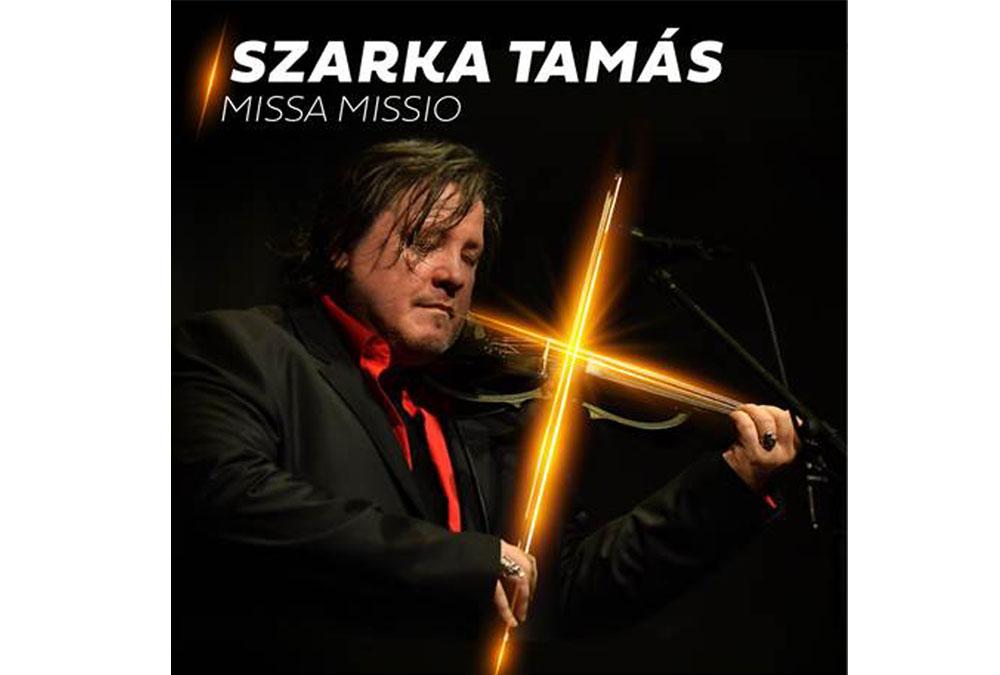 Szarka Tamás: Missa Missio / Korszakalkotó, grandiózus szakrális művet komponált Szarka Tamás